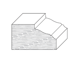modern wood moulding & trim